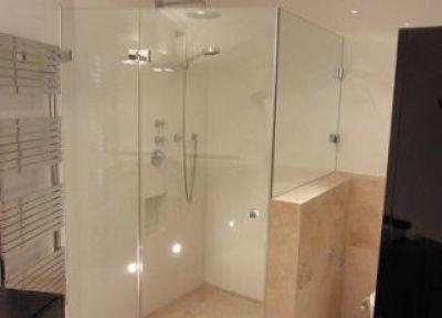 Stilvolle Duschen mit Glaswänden